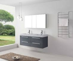virtu usa jd 50754 gr 001 finley 54 in bathroom vanity set