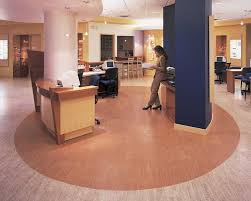 cork flooring installation photos eyecare retailer edmonton
