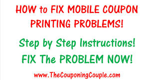 kitchen collection printable coupons how to fix mobile coupon printing problems