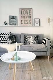 deco canapé gris deco gris blanc canapé coussins