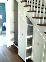 stair bookcase under stairs bookcase under stairs bookshelves staircase behind