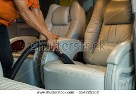 Car Cleaner Interior Professional Car Cleaning Stock Images Royalty Free Images
