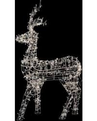 Outdoor Christmas Decoration Lights Reindeer by Don U0027t Miss This Bargain Northlight Seasonal Led Lighted Standing