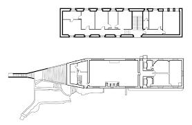 Symmetrical Floor Plans Casa Malaparte Morphology