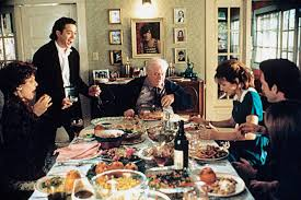 thanksgiving family movies how do you decide whose family to spend christmas with