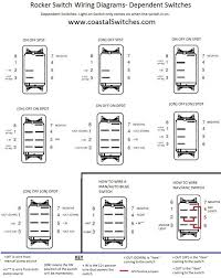 diagram carling dpdt rocker switch wiring contura carlingswitch