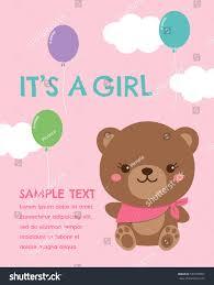 cute teddy bear vector illustration baby stock vector 549102655