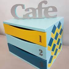 meuble de classement bureau meuble rangement de bureau classement à tiroirs esprit vintage un