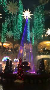 tropicana laser christmas tree sound and light show youtube