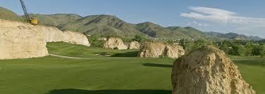 top denver golf courses best colorado golf courses fossil trace