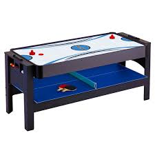 triumph 4 in 1 game table play game red ball