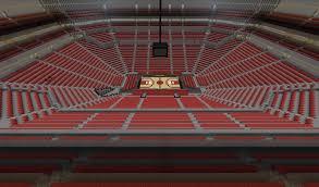minecraft sports stadium minecraft timelapse basketball court youtube