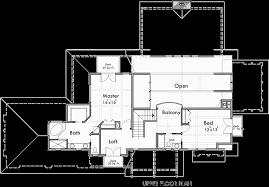 Custom House Plan Timber Frame House Plans Craftsman House Plans Custom House Pla