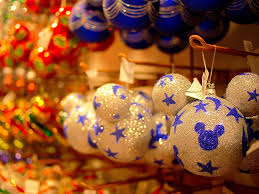 holiday events christmas decorations shop balls mickey mouse