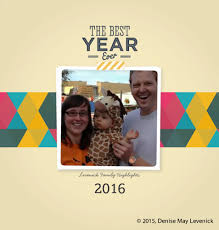 family yearbook 25 keepsake projects