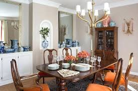 Dining Table Chair Covers Burnt Orange Leather Dining Room Chairs Furniture Ornge Chirs For