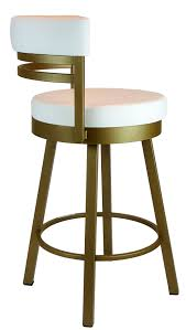 bar stools appealing height stools white tufted counter stool