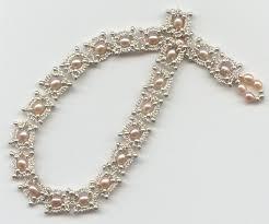 free bead bracelet patterns images Joan 39 s portal tatting jpg