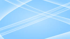 abstract blue background white lines are moving chaotically on a