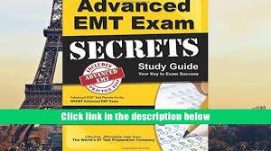 free download advanced emt exam secrets study guide advanced
