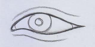 tutorial menggambar orang dengan pensil cara mudah menggambar mata drawing pencil kreatif berkarya network