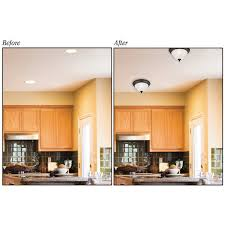 decorating modern square recessed light conversion kit for home