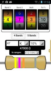 resistor calculator android apps on google play