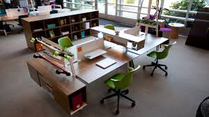 Highmoon Office Furniture Bivi Benching By Steelcase Next Coworking Ffe Pinterest