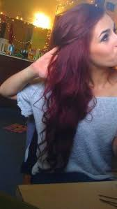 coke blowout hairstyle 15 best cherry cola hair color images on pinterest hair colors