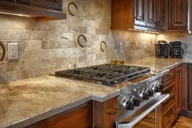 rustic kitchen backsplash custom height backsplash with horseshoe prints country