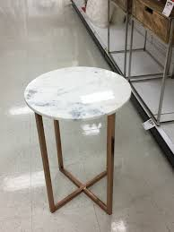 Marble Side Table Hey 8 3k Of You Pinned This Table I Took A Picture