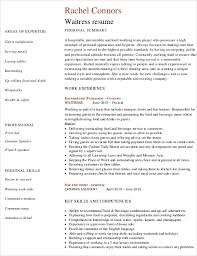 Resume Examples For Restaurant Jobs by Resume Samples For Restaurant Waiter