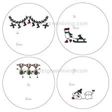 free printable christmas gift tags and labels round up five spot