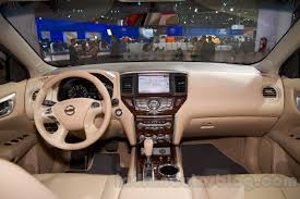 pathfinder nissan 2014 nissan pathfinder at the 2014 moscow motor show interior indian