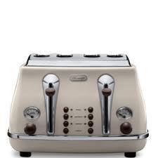 De Longhi Kettle And Toaster De U0027longhi Italian Kitchen U0026 Home Appliances Brown Thomas