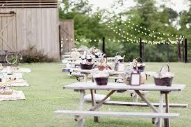 unique wedding reception ideas picnic wedding reception ideas unique wedding venue styling