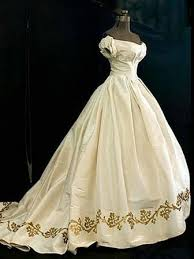 victorian ball gowns for sale green strapless victorian