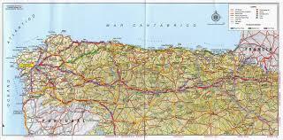 Camino De Santiago Map Caminodesantiago Images Reverse Search