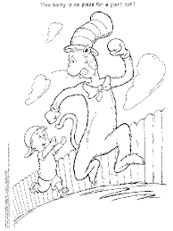 dr seuss characters coloring pages google search dr suess