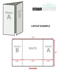 tri fold invitation template gate fold invitation template 85 x 11 gate fold tri fold template