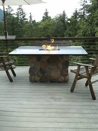 build a propane fire pit propane fire pit with glass can build this fire pit for you or