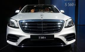 mercedes hybrid car mercedes s 560e in hybrid boasts 30 mile electric range