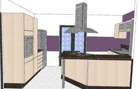 cuisine mur aubergine mur cuisine aubergine ides dcoration bricolage conseil dco