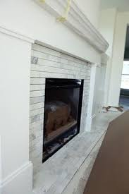 Paint Tile Fireplace by Fireplace Tile Fireplace Surround Wall Treatments And Doors