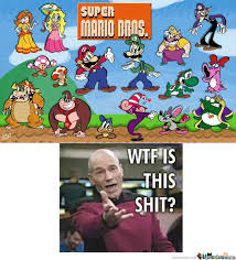 Super Mario Memes - rmx super mario bros by ledocteur meme center