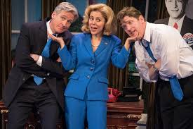 5 hilarious spins on the lewinsky scandal in u0027clinton the musical