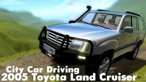 land cruiser 2005 city car driving 1 5 4 2005 toyota land cruiser j100 custom