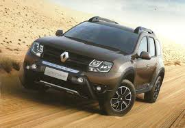 renault duster black renault duster dakar edition to launch in brazil this month