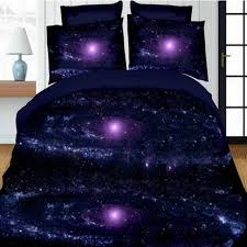 galaxy bed sheets blue galaxy bedding set galaxy duvet cover with