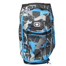 ogio motocross gear bags amazon com ogio 121012 36 big mouth wheeled gear bag stealth